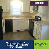 717 Goose Creek Drive Indian Trail NC 28079, home for rent in Indian Trail NC, Indian Trail NC Home for Rent, NC Realtors, Showcase Realty,