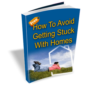 How to avoid gettting stuck with homes
