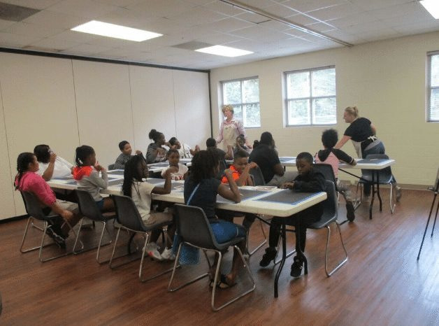 Boys and Girls Club of Charlotte