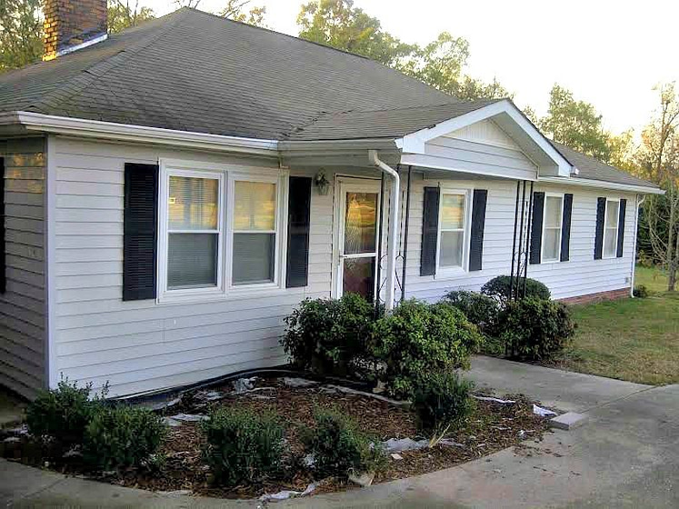 Home for Sale in Anson County NC,333 Caudle Rd Peachland NC 28133