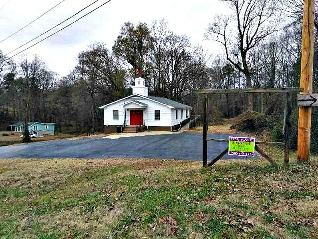 commercial property for sale in Dallas NC,500 Cloninger Street Dallas NC 28034, Showcase Realty, NC Realtors, commercial property for sale in NC,