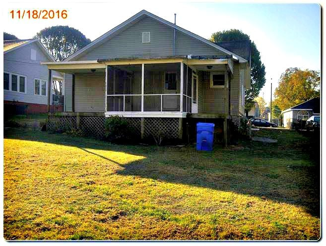 Bungalow home for sale in Gastonia NC,106 E Spencer Avenue Gastonia NC 28054, Showcase Realty, NC Realtors, homes for sale in NC